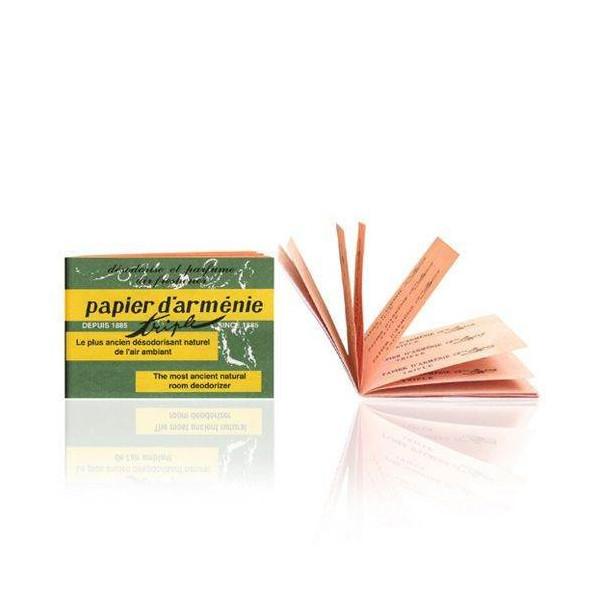 Papier d'Armenie Triple Room Deodorizer, 1 Booklet