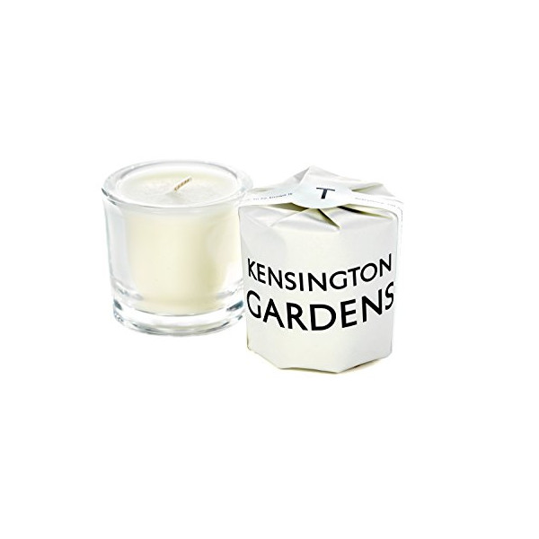 Tatine - Kensington Gardens Scented Candle (Non-GMO Soy + Vegetable Wax Blend)