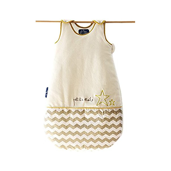 La Petite Chose Baby Sleeping Sack 0-9 Months. Petite Etoile/Little Star, Small-Medium