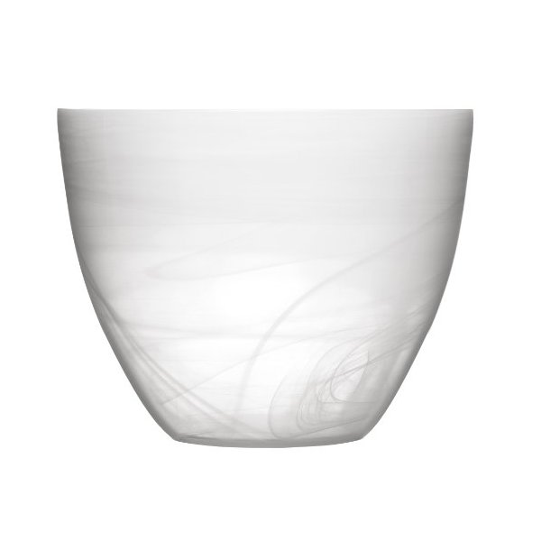 SEAglasbruk Serving Bowl, Large, White