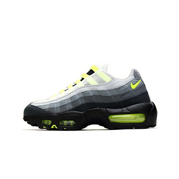 "Air Max 95 V SP ""PATCH"" black/ grey/ volt 747137 170 size 11"