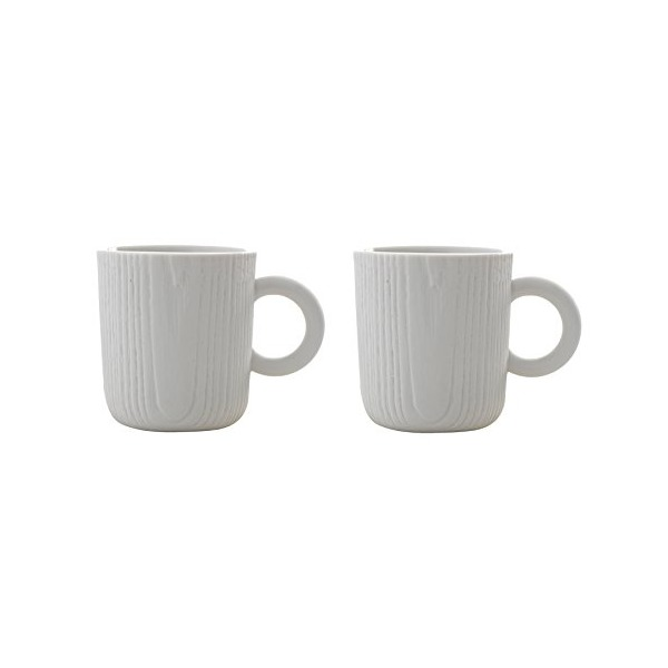 Toast Living USA Mu-Expresso Cups, White