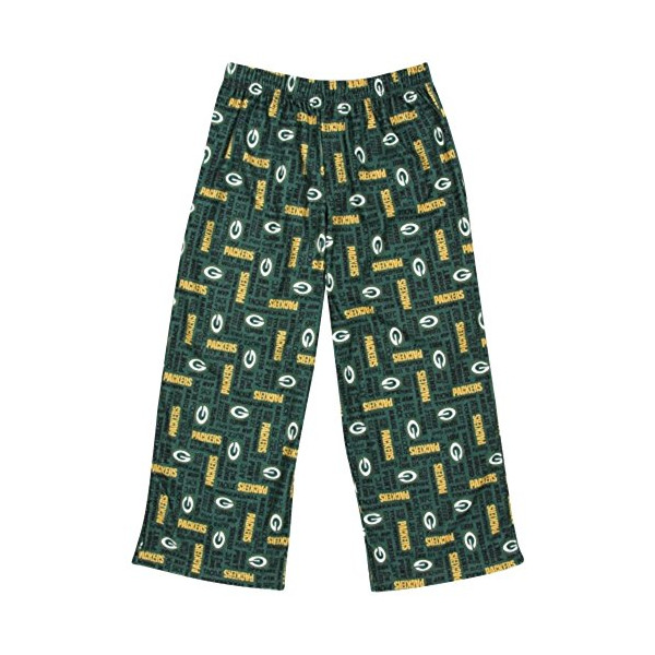 Gerber Green Bay Packers Youth Sleep Pajama Pants - Green (Small 6/8)