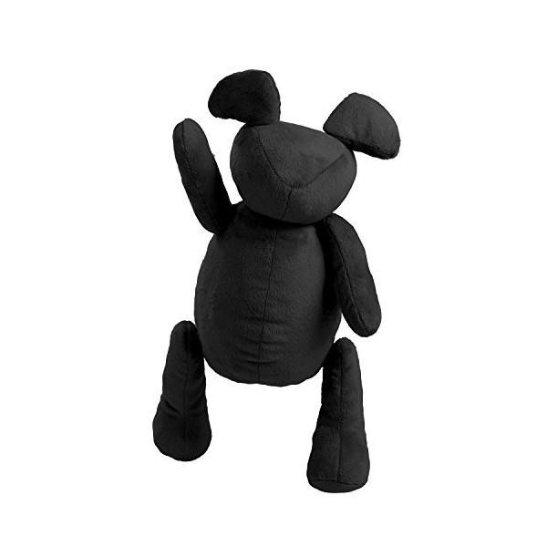 Mixed Animals Magnetic Stuffed Animal, Black