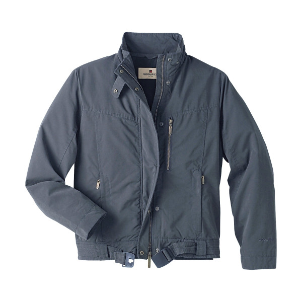 Woolrich Women's Rexford Jacket, Smoke Grey