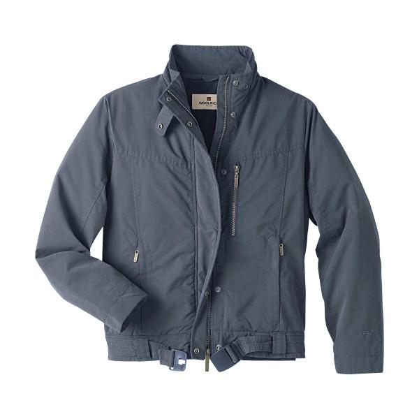 Woolrich Women's Rexford Jacket, Smoke Grey