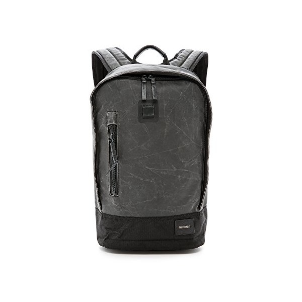Nixon Men's Base Backpack, Black, One Size
