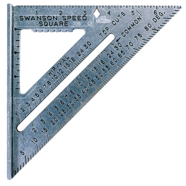 "Swanson Tool 7"" Speed Square"