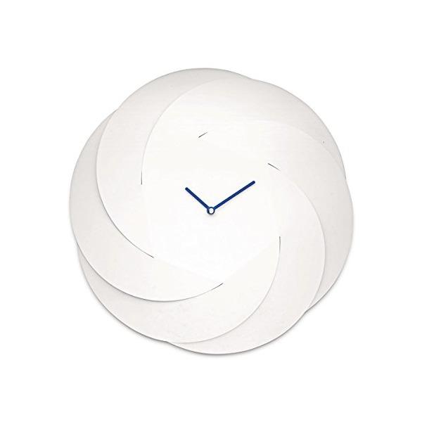 Alessi ABI10 W Infinity Clock