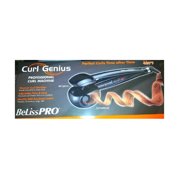 BeLissPRO Curl Genius Professional Curl Machine
