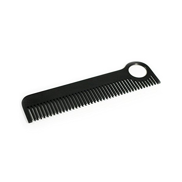 Model No. 1 - Black 1 comb by Chicago Comb
