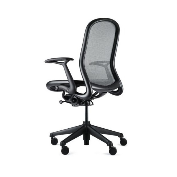 Chadwick Chair - Highly Adjustable Black