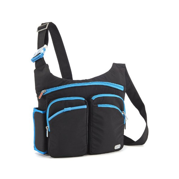 Lug Shortstop Excursion Pack, Midnight Black, One Size