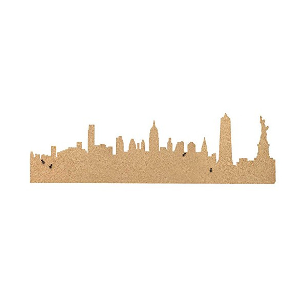 New York Cork Board - New Cork New Cork Skyline