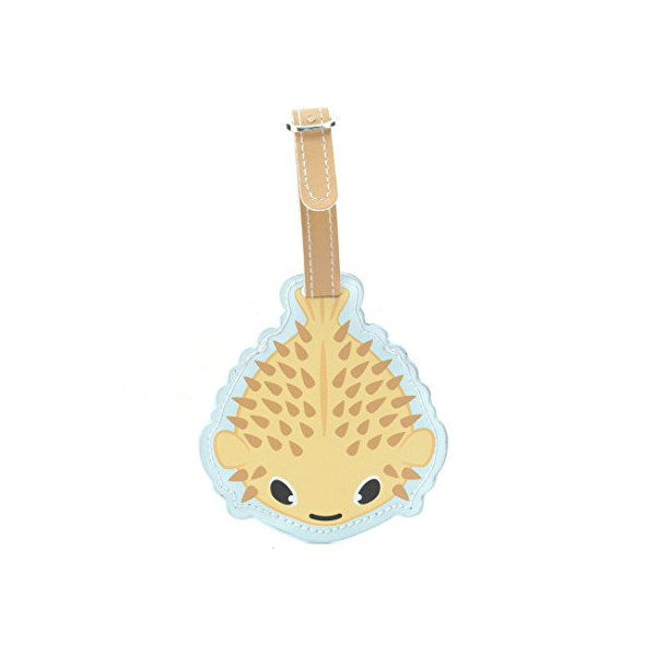 Kikkerland Luggage Tag, Blowfish (TT31)