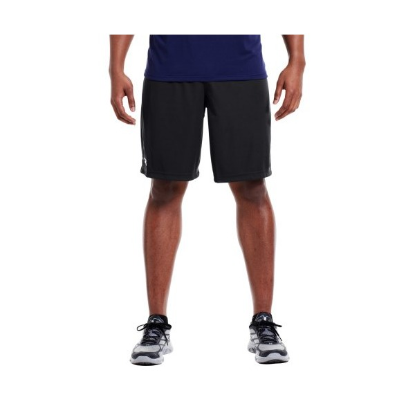 "Under Armour Men's UA Micro Team 10"" Shorts Medium Black"