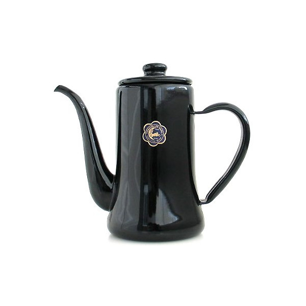 Tsukiusagishirushi Slim Pot 1.2L Black