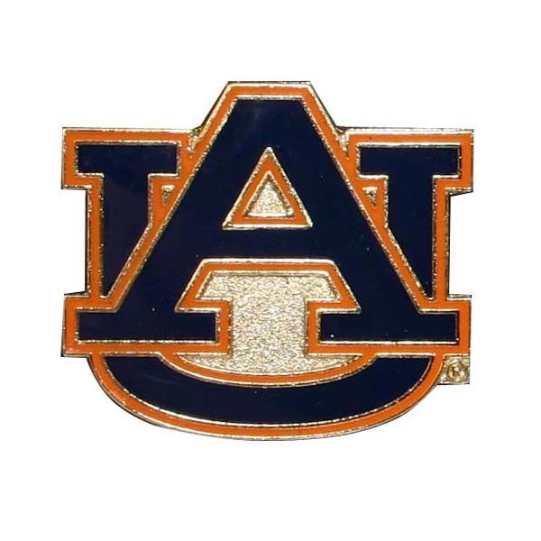 NCAA Auburn Tigers Logo Pin