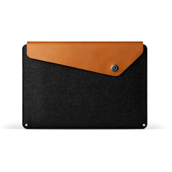 "Mujjo 15"" Macbook Pro Retina Sleeve - Tan"