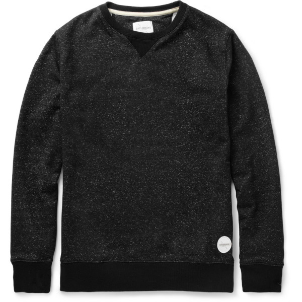 Saturdays Surf NYC Bowery Crew Sweatshirt, Black