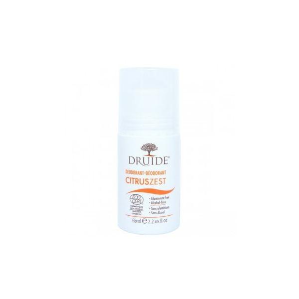Citrus Zest Deodorant-65 ml DRUIDE Brand: Druide