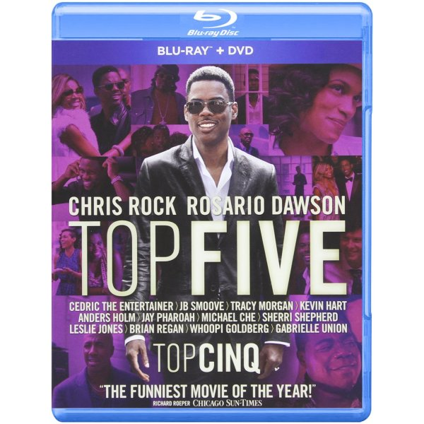 Top Five [Blu-ray] (Bilingual)
