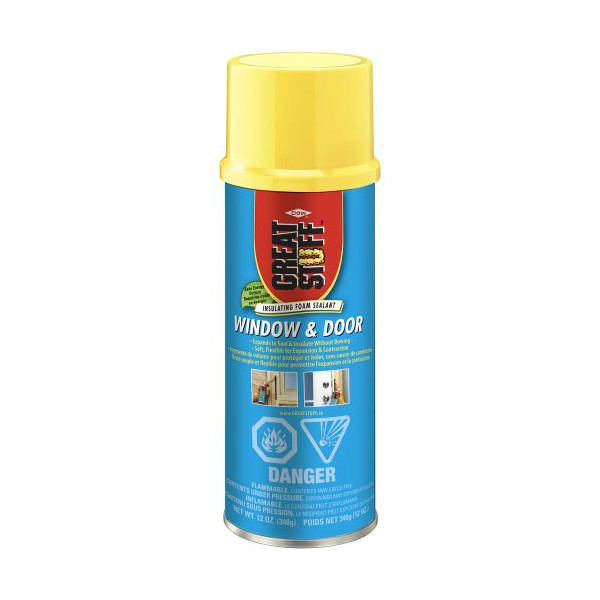 GREAT STUFF Window & Door 12 oz Insulating Foam Sealant