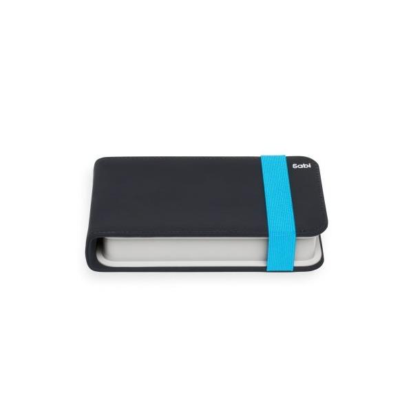 Folio Grande Strap-Close-and-Go 7-Day Travel Pill Box
