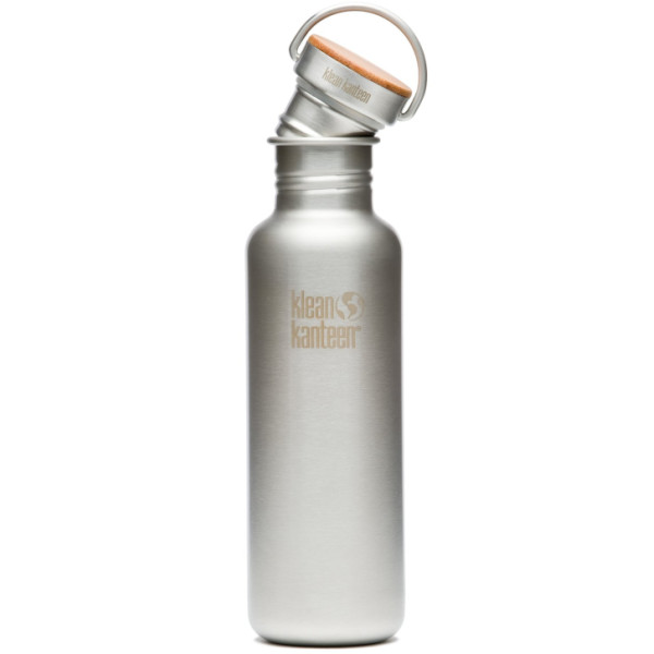 27oz Kanteen Reflect with Stainless Unibody Bamboo Cap