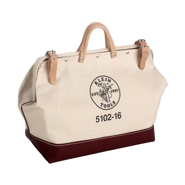 Klein Tools 5102-20 20-Inch Canvas Tool Bag