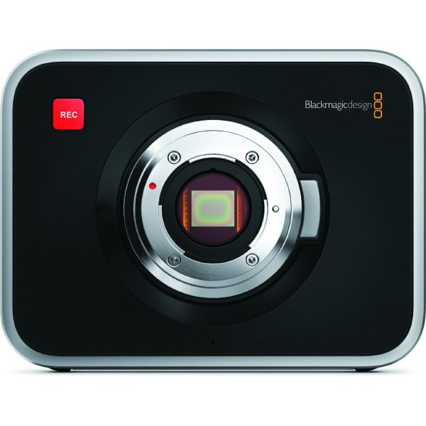 Blackmagic Design Cinema Camera MFT 2.5k Video Camera