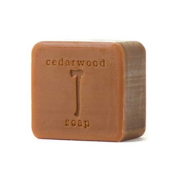The Cedarwood Soap, 5.8 oz