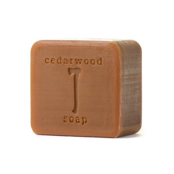 The Cedarwood Soap, 5.8 oz
