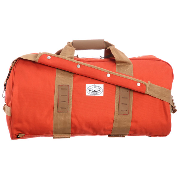 Poler, Duffaluffagus Duffel Bag Burnt Orange