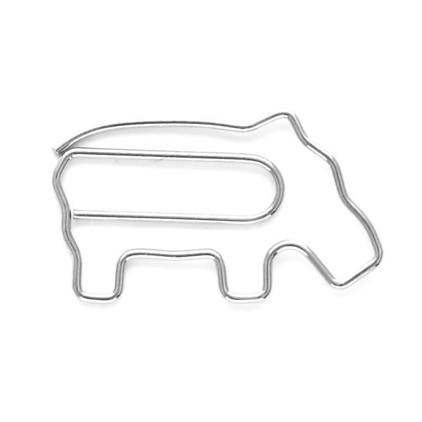 Midori D-Clips, Hippo