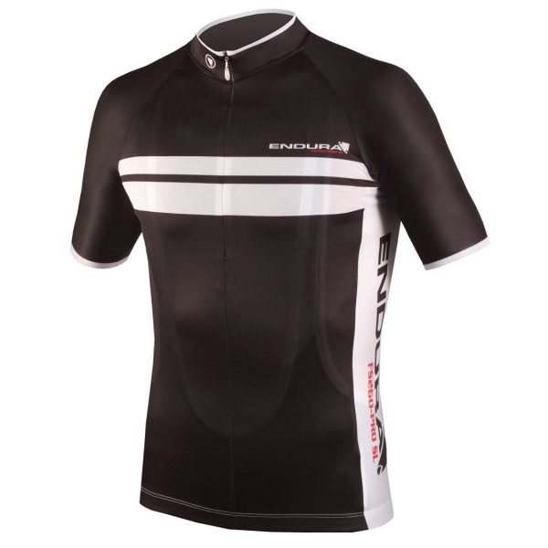 Endura 2015 Men's FS260-Pro SL Short Sleeve Cycling Jersey - E3090, Black