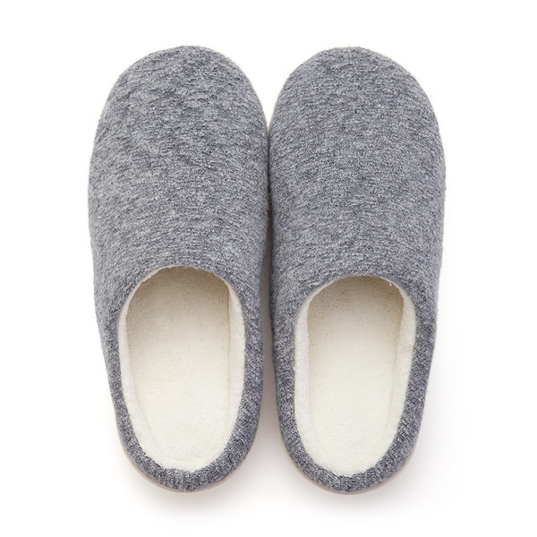 Mecabiu Cotton Indoor Washable Anti-slip House Slippers