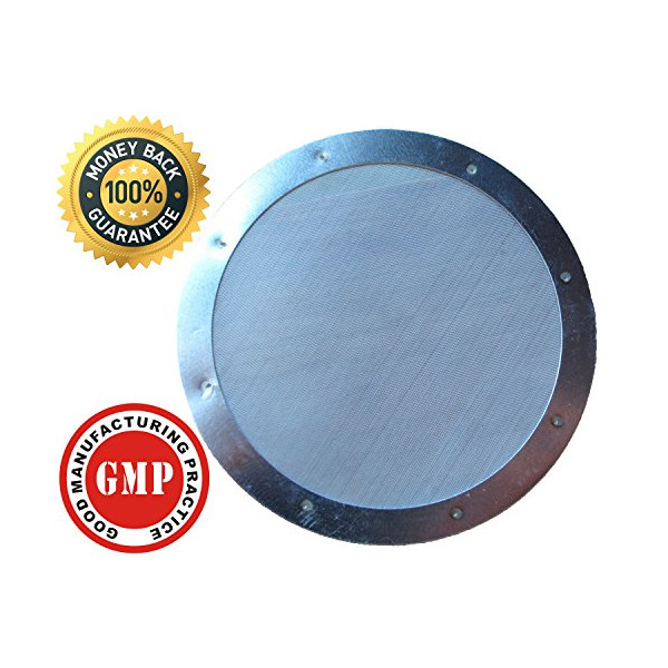 Pure Filter for Aerobie Aeropress - Best Reusable Micro-fine Stainless Steel Metal Coffee Filter Disk