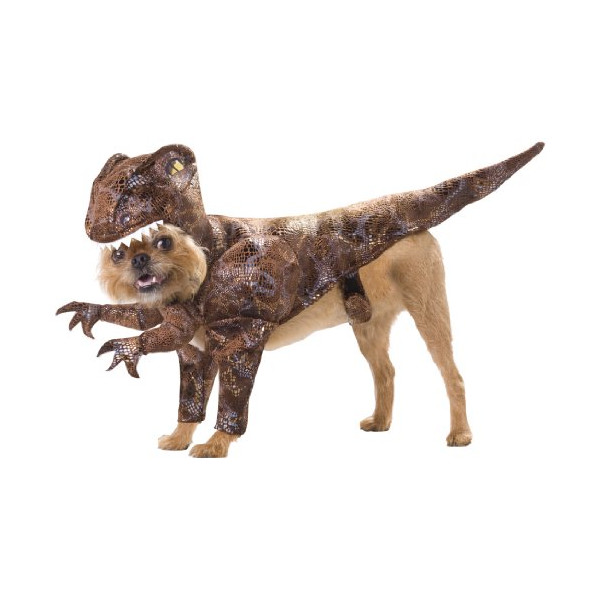 Animal Planet Raptor Dog Costume, Extra Small