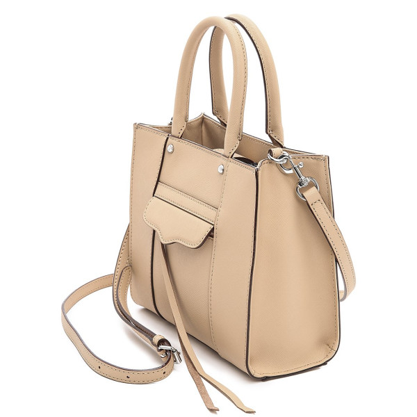 Rebecca Minkoff Fatigue Leather MAB Mini Tote