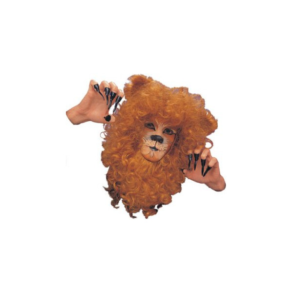 Lion Mane Wig Adult Halloween Costume Accessory