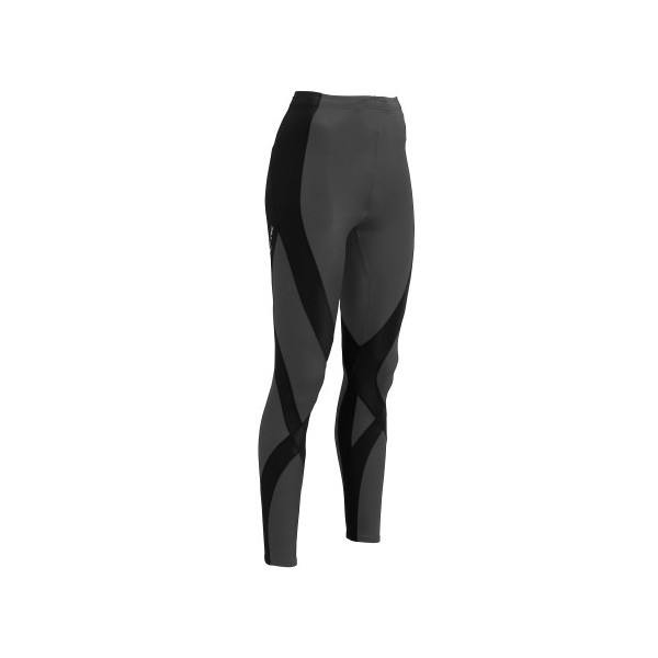 CW-X Women's Pro Running Tights,Black,Medium