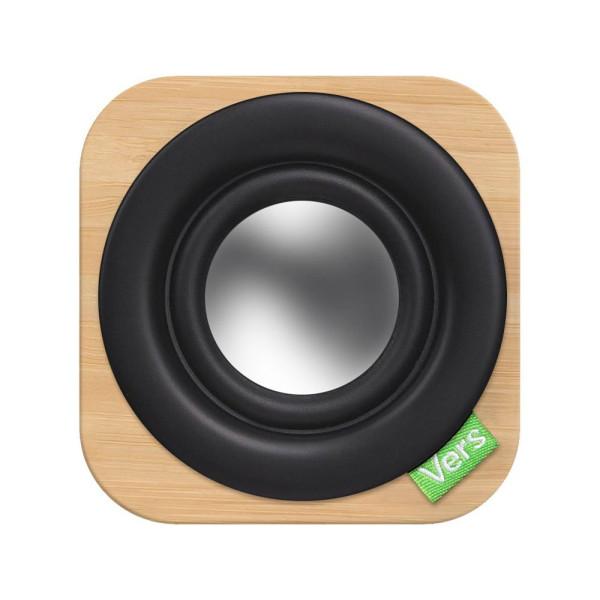 Vers Audio 1Q Bamboo Bluetooth Speaker