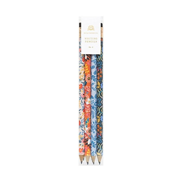Rifle Paper Co. Floral Pencils