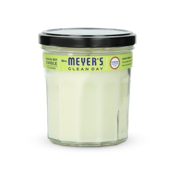 Mrs. Meyer's Clean Day Soy Candle, Lemon Verbena