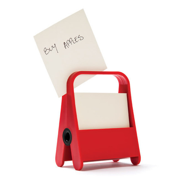 Monkey Business A Clip Memo Holder Red