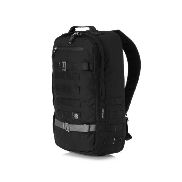 Heimplanet Unisex Monolith Daypack Backpack - Black