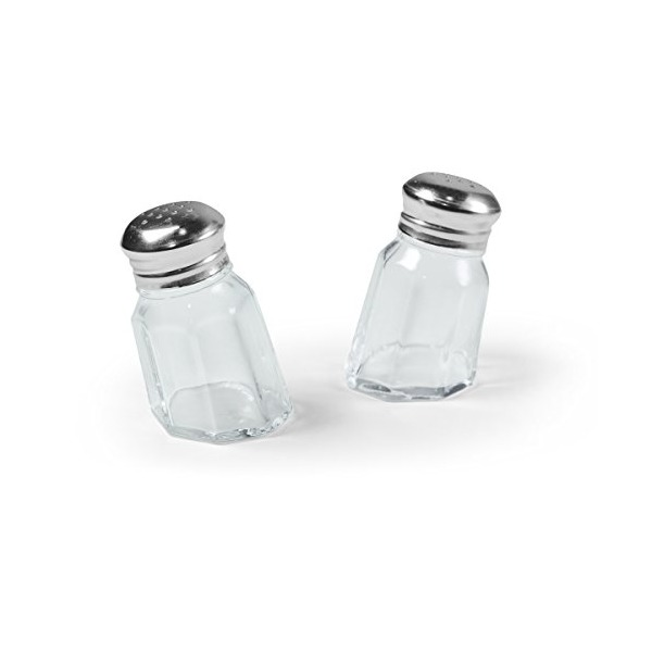 Fred & Friends Sunk-In Salt & Pepper Shakers, Assorted