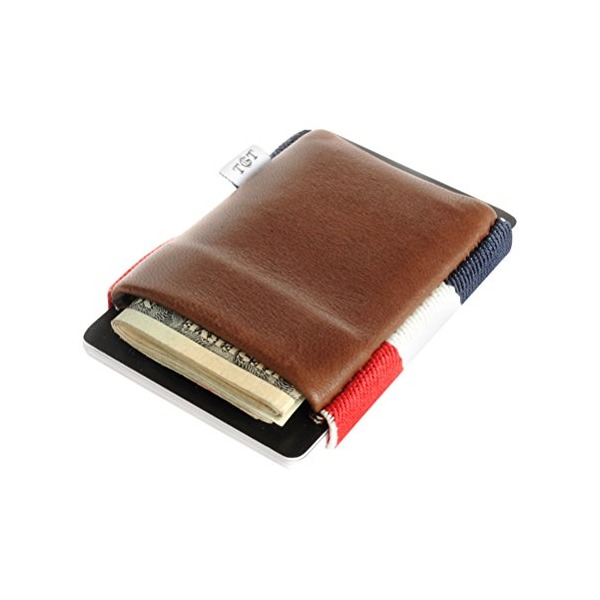 Scoutmob Features Americana 2.0 Leather Wallet One Size