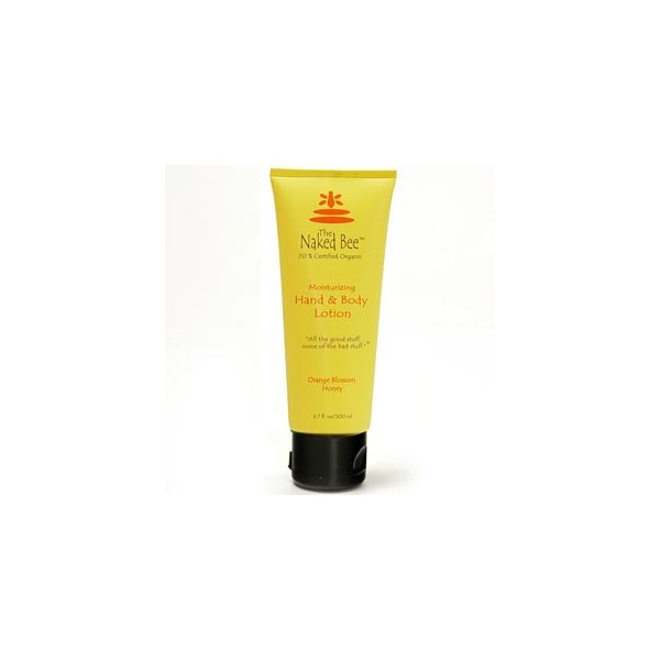 The Naked Bee Naked Bee Hand & Body Lotion 6.7 oz lotion - Orange Blossom Honey
